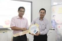 Buổi rút thăm trúng thưởng lần 3 và trao giải lần 2 chương trình Khuyến mãi Vi vu Vision cùng HTVC