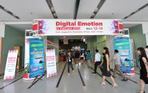 Triển lãm Digital Emotion in Việt Nam 2016