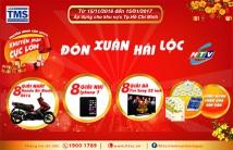 """DSKH Trúng thưởng Đợt 2 - """"Đón Xuân Hái Lộc cùng HTVC"""""""