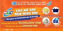 LẮP CÁP HTVC -  NHẬN NGAY TIỀN MẶT