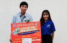 """HTVC trao thưởng 10 Giải Nhất chương trình khuyến mại """"HTVC - Cào mê say, tiền trao tay"""""""