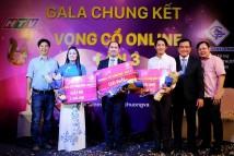 Vọng cổ Online: Gala chung kết xếp hạng