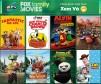 FOX Family Movies - Kênh độc quyền chỉ có trên HTVC