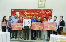 """HTVC Trao thưởng đợt 1 Chương trình khuyến mại """"XUÂN RỘN RÀNG - NGÀN QUÀ TẶNG"""""""
