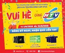 VUI HÈ CÙNG HTVC