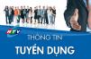 HTV-TMS tuyển dụng Chuyên viên Bản quyền chương trình nước ngoài