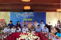 HTV TMS ký kết hợp tác dự án chợ Tin tức với 6 Đài PT – TH Đông Nam Bộ