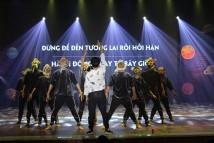 HTVC Thuần Việt Phát sóng đêm chung kết 'Bước nhảy vượt thời gian'