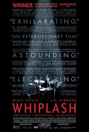 Chùm phim Thảm đỏ: WHIPLASH – Tay trống cự phách