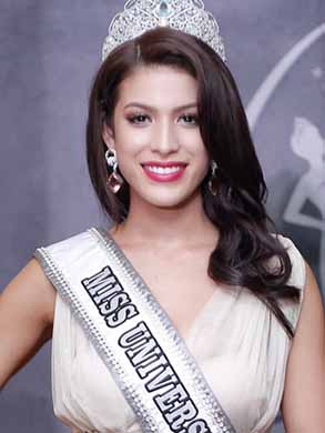 The Next Miss Universe Malaysia 2018 (S1)