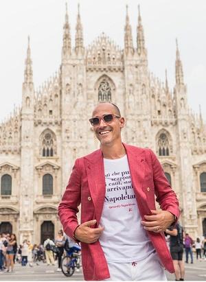 DAVID ROCCO'S DOLCE ITALIA–VERONA, CITY OF LOVE