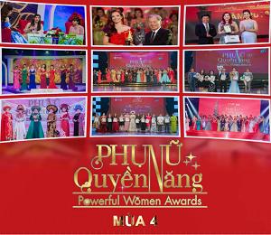 Phụ Nữ Quyền Năng (Mùa 4) - Hành trình tiếp lửa cho những thế hệ Phụ Nữ Việt